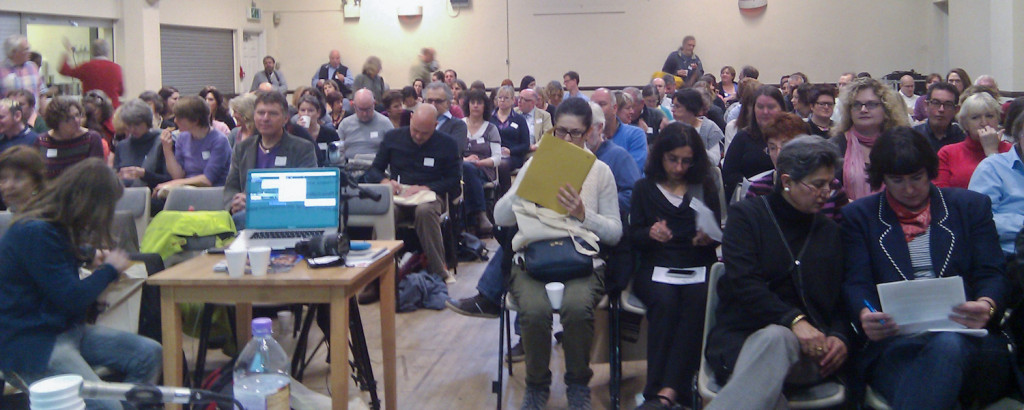 NUJ panel_view from the stage