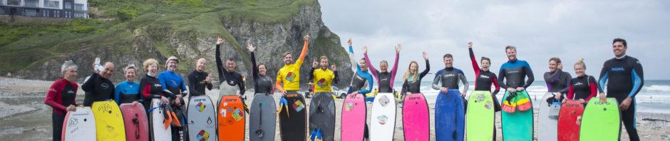 Microadventure #3: Bodyboarding weekend in Cornwall