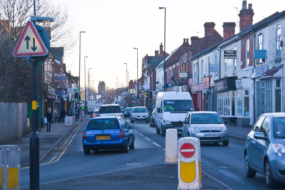 Stirchley-high-street