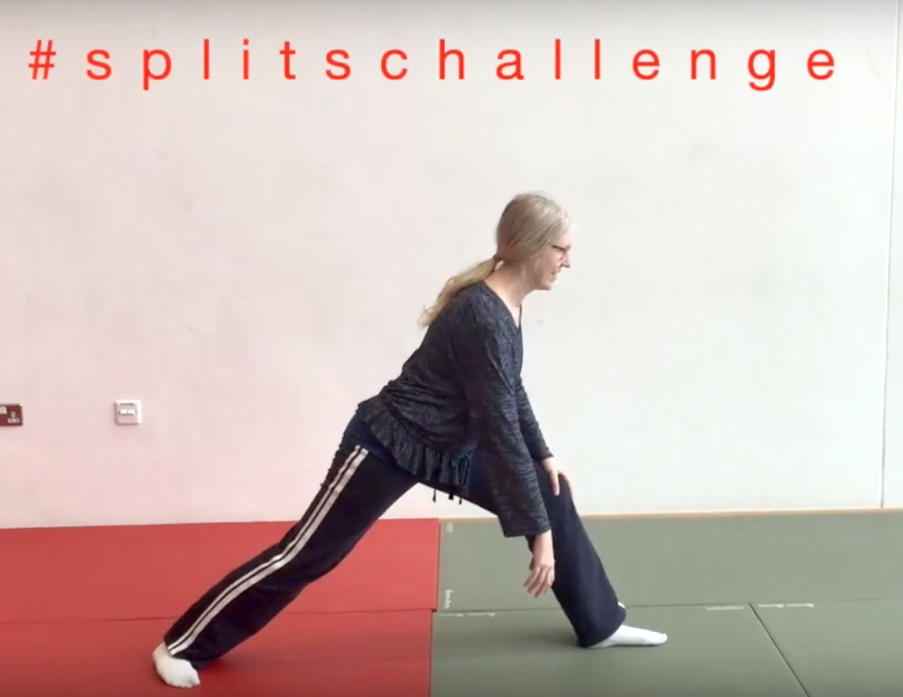 Splits challenge FAIL